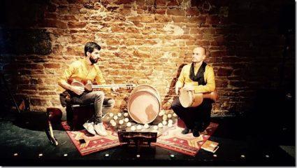 Ozolles, 12 novembre : Musique et poésie persane,... envoûtement garanti !