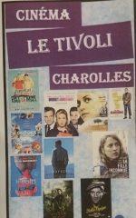 Au Tivoli à Charolles  le programme de la quinzaine :