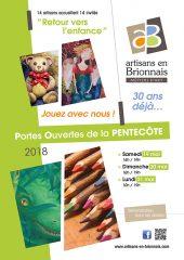 Portes ouvertes Artisans du Brionnais 2018