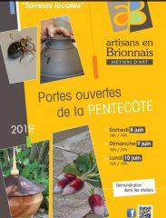 Portes Ouvertes Artisans en Brionnais 2019